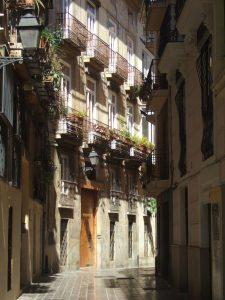 1. Barrio El Carmen Valencia