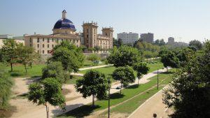 3. Turia Gardens Valencia