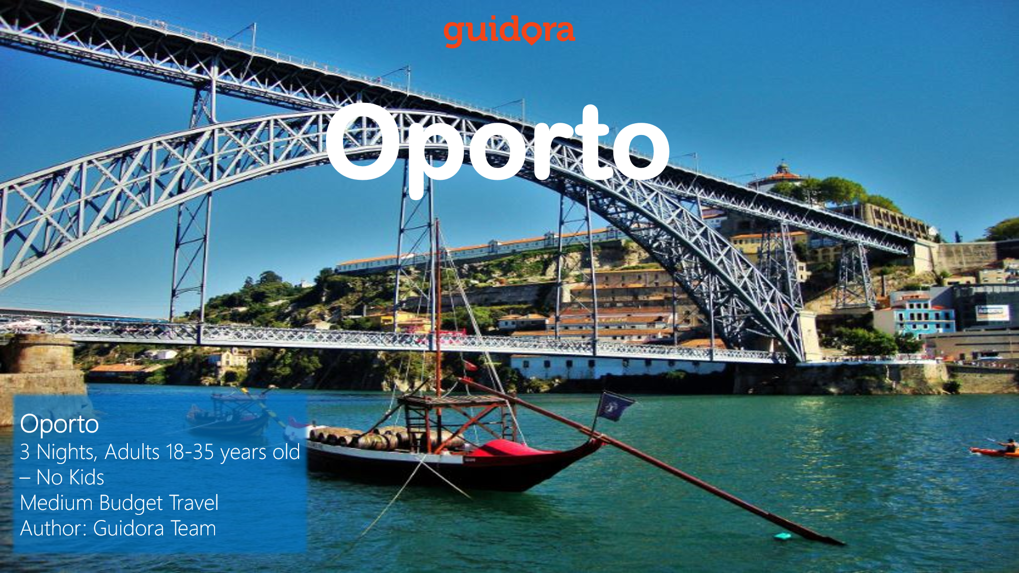 What to do in Oporto, Portugal: 3 Days Travel Itinerary [PDF]