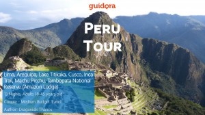 What to Do in Peru