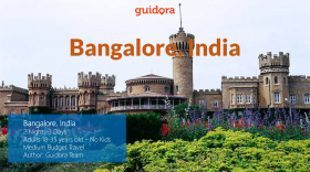 3 days in Bangalore