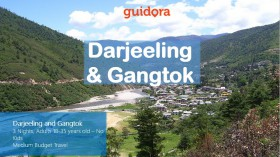 Darjeeling travel itinerary for 3 days