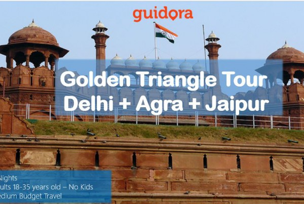 Delhi, Agra and Jaipur travel guide and itinerary