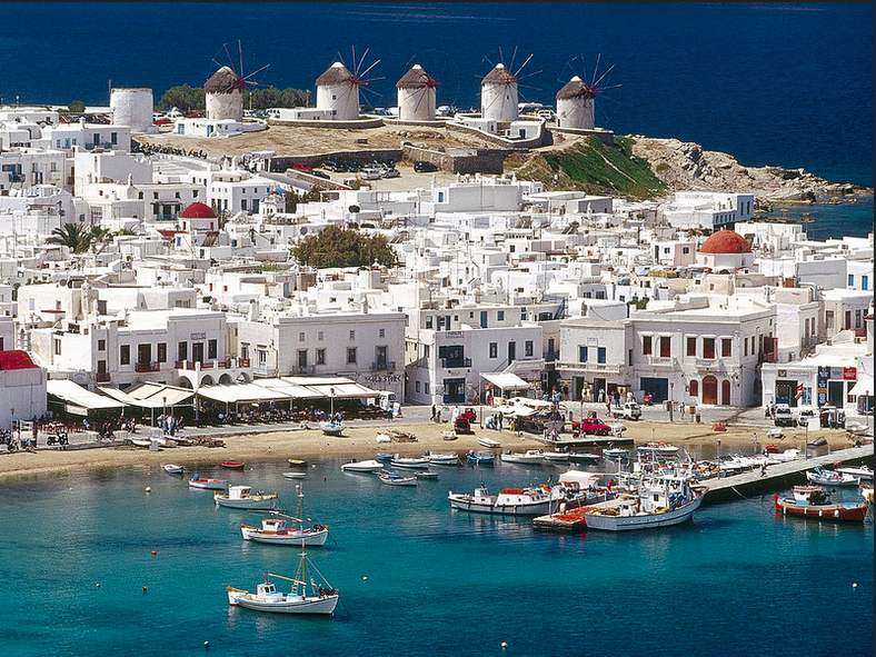 10 Top Things to Do in Mykonos in 3 Days