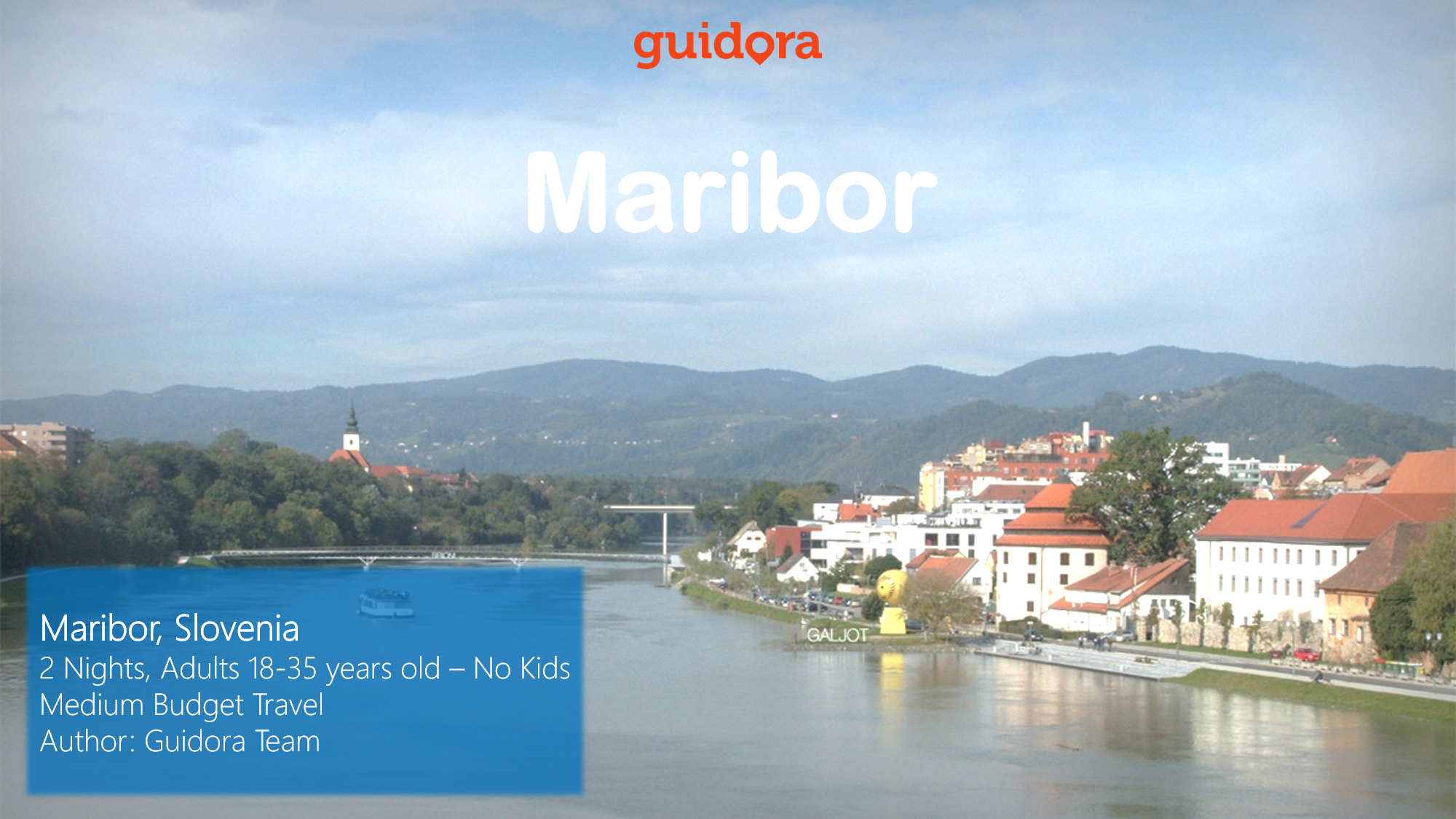 What to Do in Maribor: 3-day Travel Itinerary [PDF Guide]