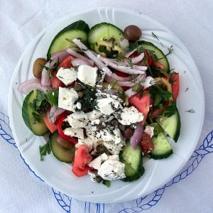 Greek Food- must try dishes