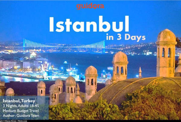 Istanbul in 3 Days Travel Guide