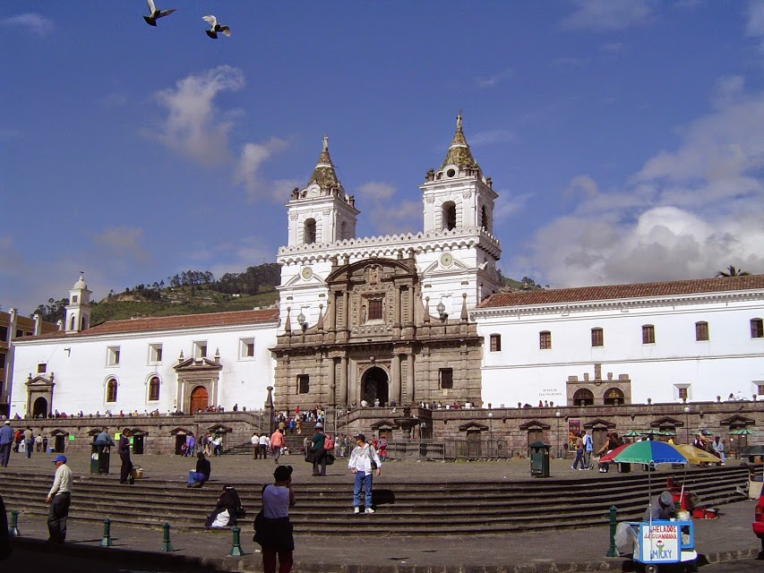 Quito City Tour and the Middle of the World (Ecuador)