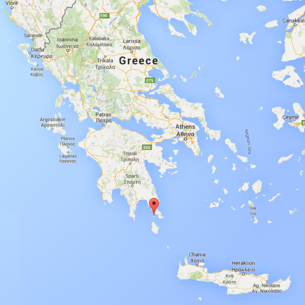 Discover Elafonisos In Greece The Island With The Only Caribbean - Where is athens