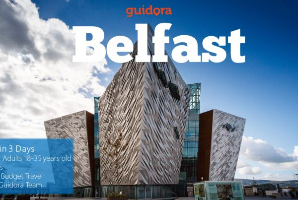 BelfastCover_3Day_Guide__Guidora