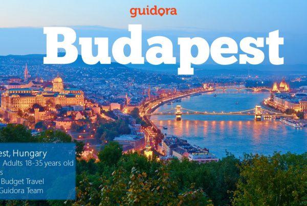BudapestCover_3Day_Guide__Guidora