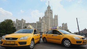 best taxi service in moscow