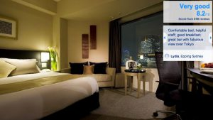 Tokyo 1 - Recommended Hotel