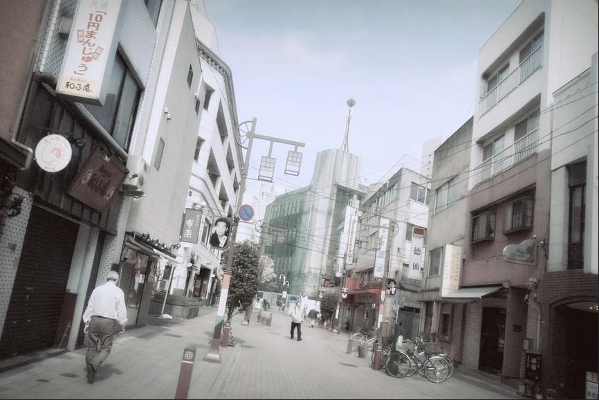Tokyo 2- Asakusa