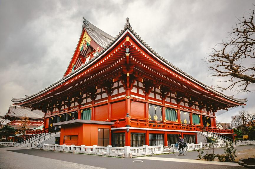 Tokyo 4 - Sensoji