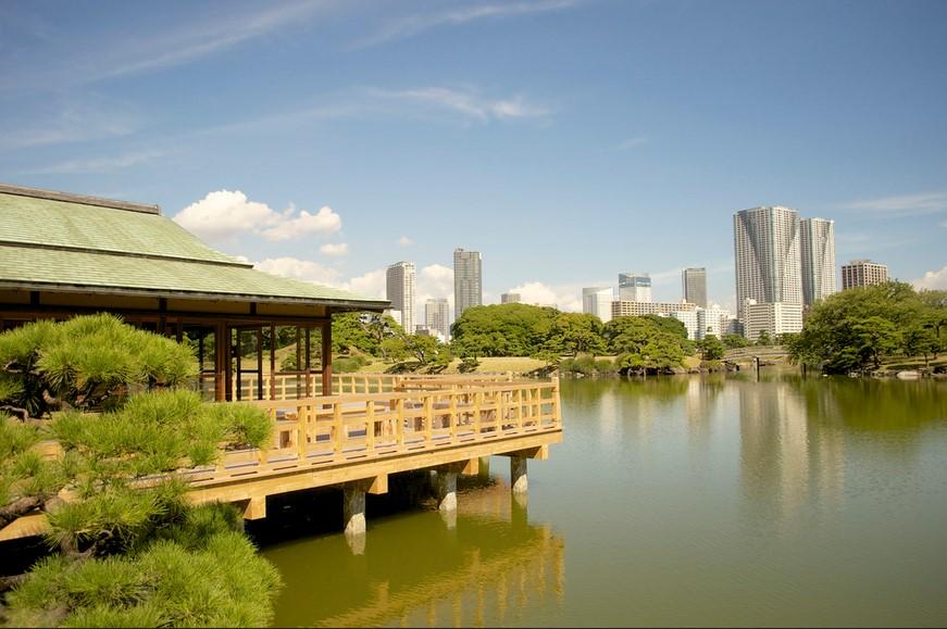 Tokyo 6 - Hama Rikyu Gardens