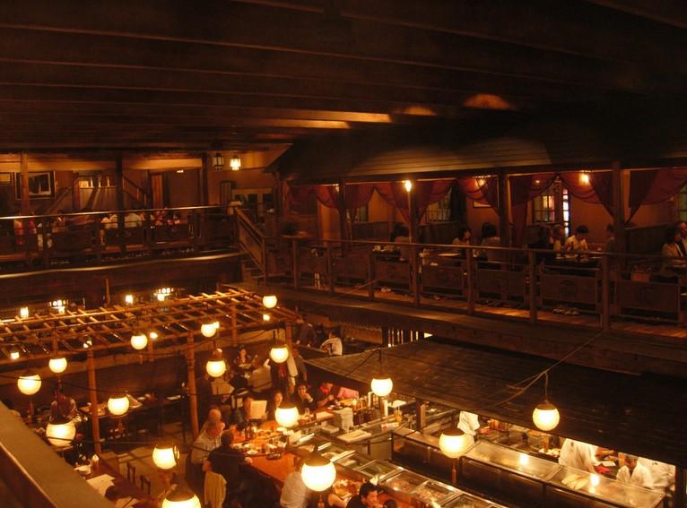 Tokyo 8 - Gon Pachi Restaurant