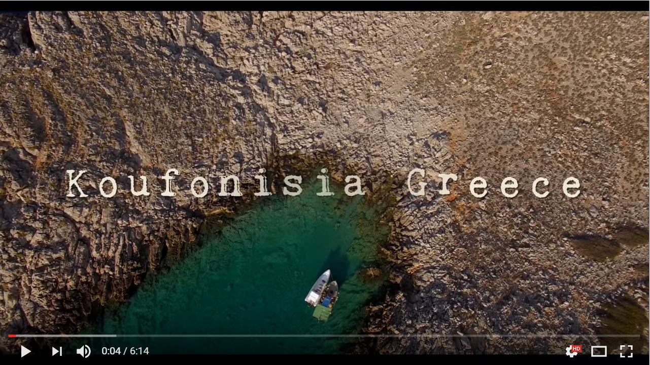 Koufonisia Greece Video
