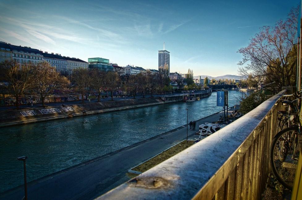 #3 Donaukanal Vienna