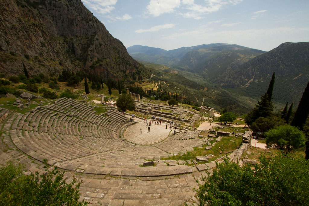 The Delphi Theater - Photo