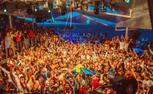 Party at Cavo Paradiso