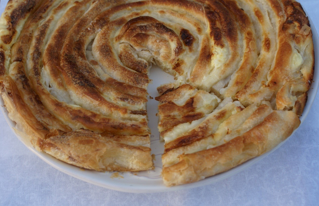 Burek - What Food is Popular in Bosnia