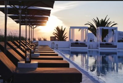 Absolut Mykonos Suites and More - One of the best 5 star hotels in Mykonos