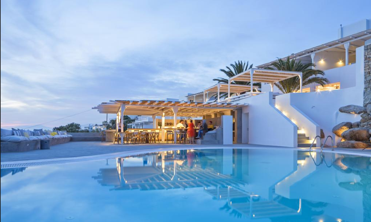 Boheme Hotel in Mykonos - One of the best 5 star hotels in Mykonos