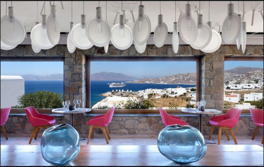 Myconian Kyma Design Hotel - One of the best 5 star hotels in Mykonos