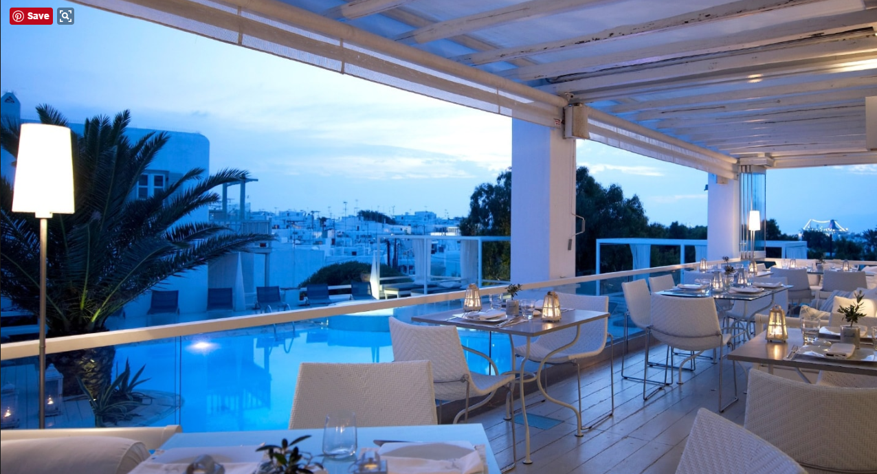 Semeli Hotel in Mykonos - One of the best 5 star hotels in Mykonos