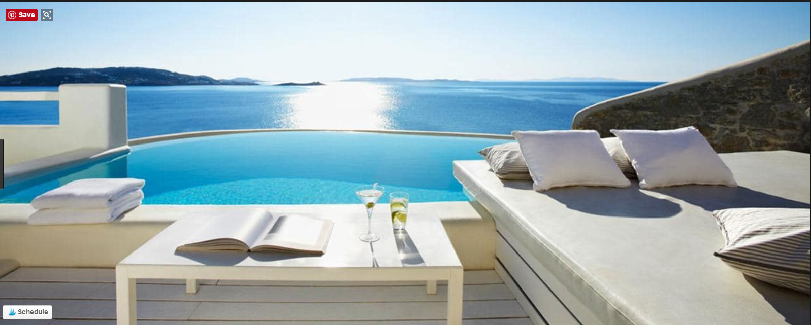 Cavo Tagoo Hotel in Mykonos - One of the best 5 star hotels in Mykonos