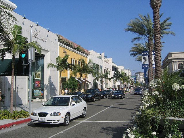 Beverly Hills - Where to Stay in Los Angeles