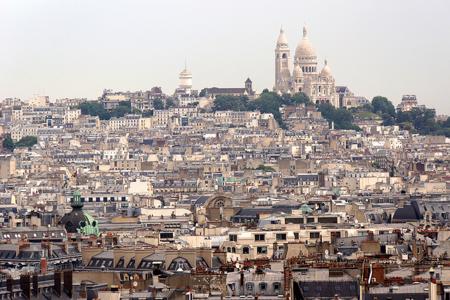 Another view of Montmartre