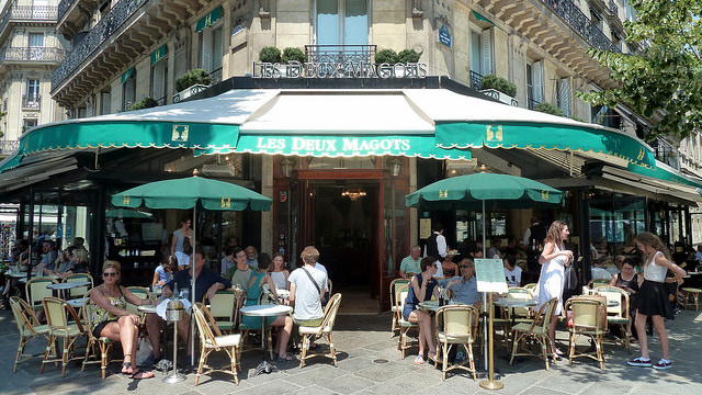Saint Germain in Paris (image credit/Flickr cc)