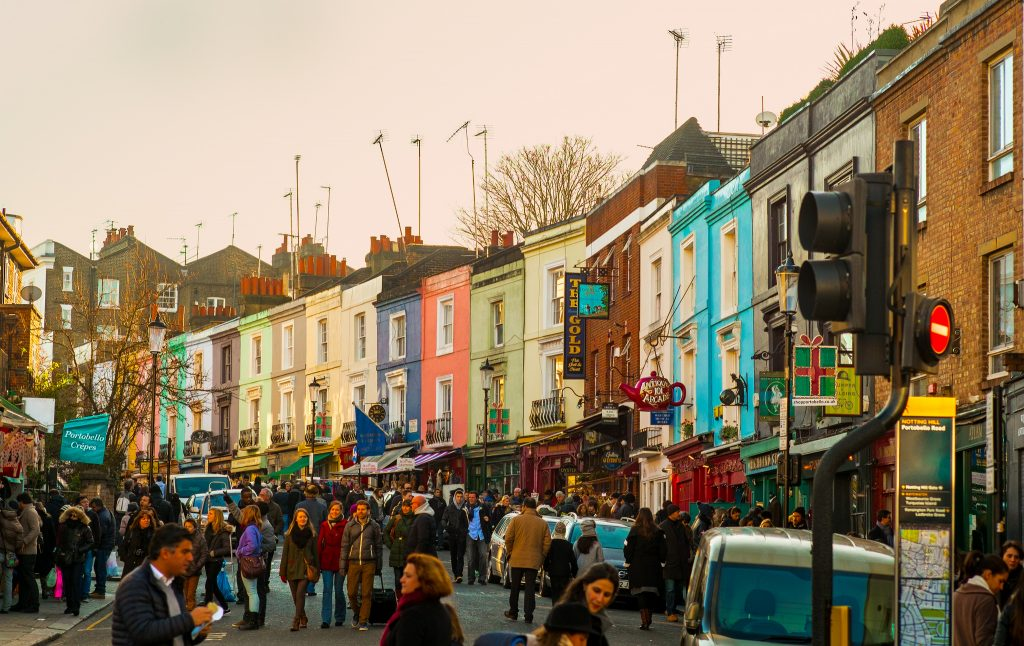 Portobello Road - Best Free Things to Do in London
