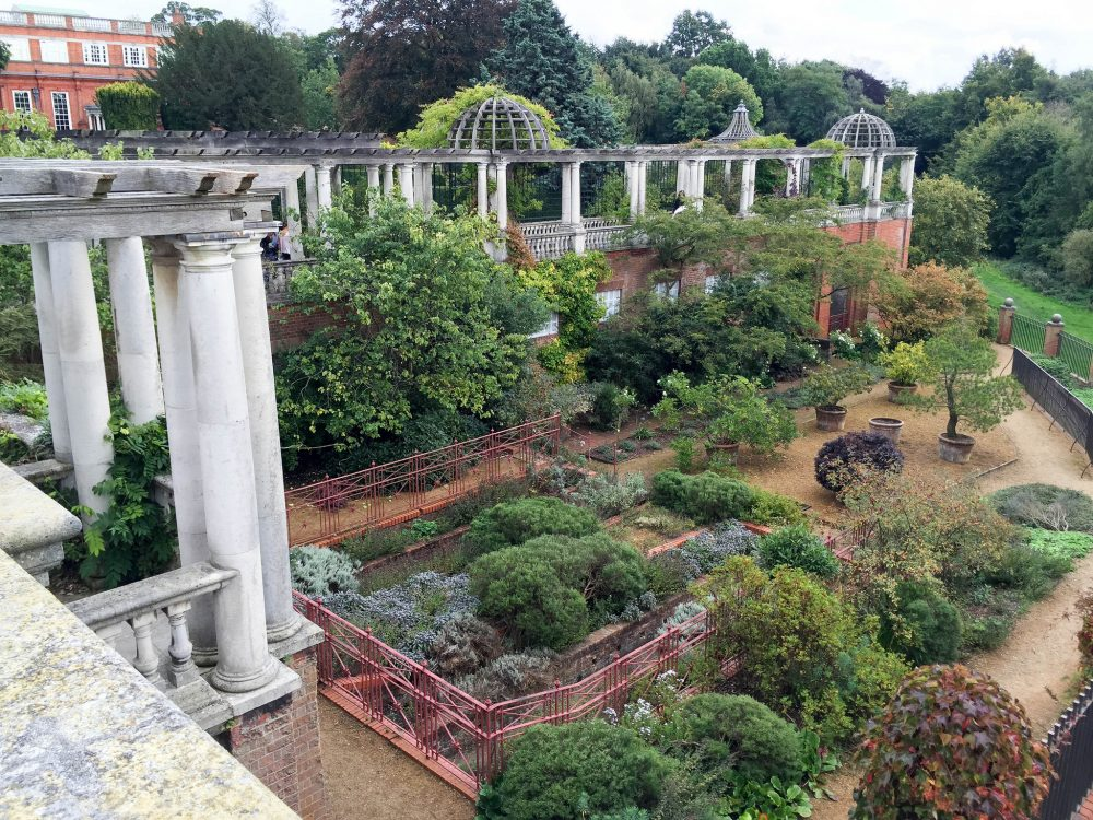Hampstead Pergola in London