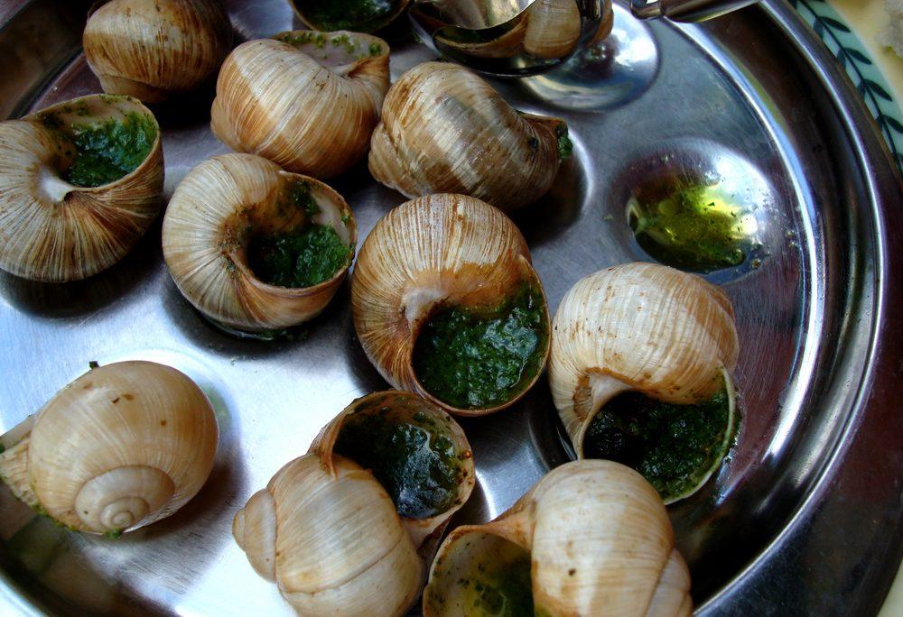 Escargots in Paris