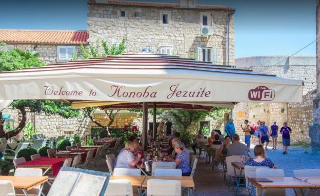 Dubrovnik - Konoba Jezuite Restaurant