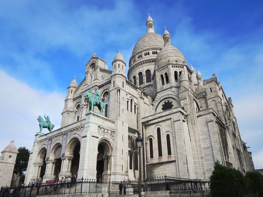 Basilica of the Sacré-Coeur