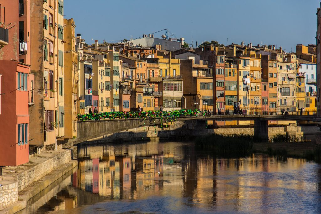 Best Day Trips from Bacelona: Girona