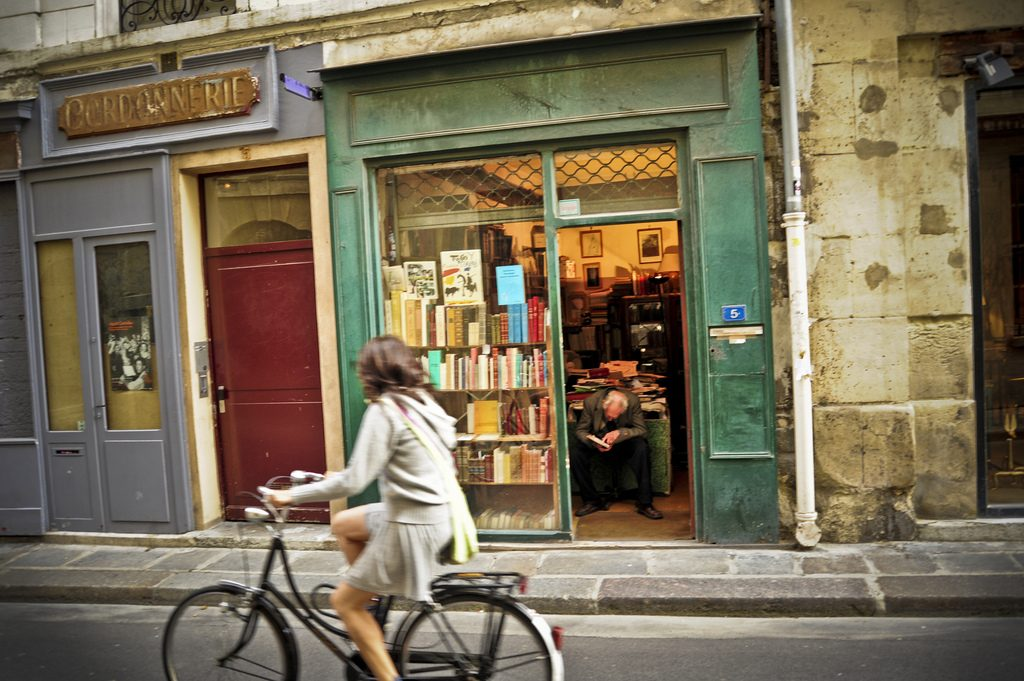 Latin Quarter Bookstore
