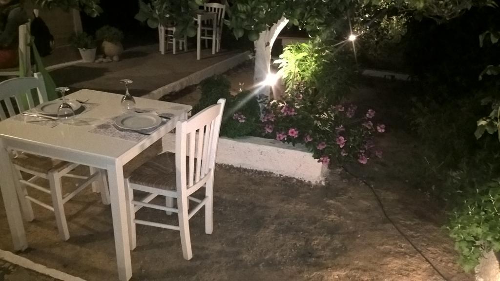 En Kefallinia Tavern at Lakithra Village