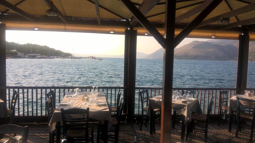 Kyani Akti restaurant at Argostoli town 1