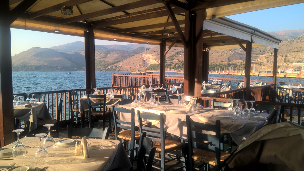 Kyani Akti restaurant at Argostoli town 2