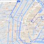 Amsterdam Walking Tour with Google Maps Instructions