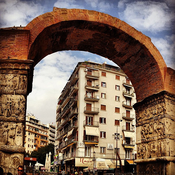 The Arch in Thessaloniki