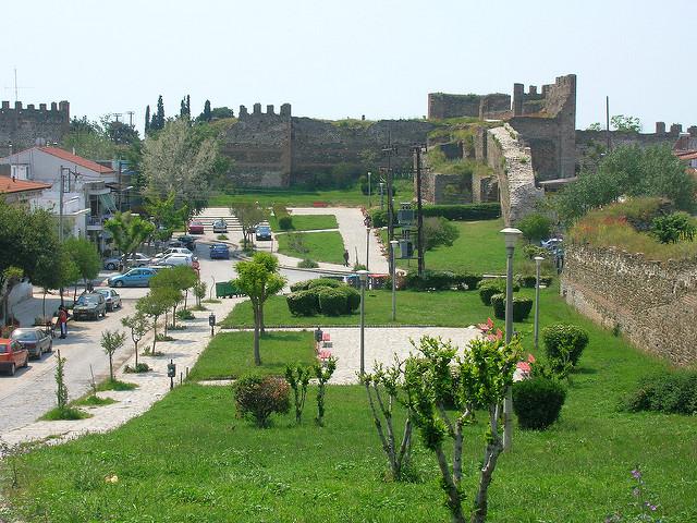 The Castles in Thessaloniki