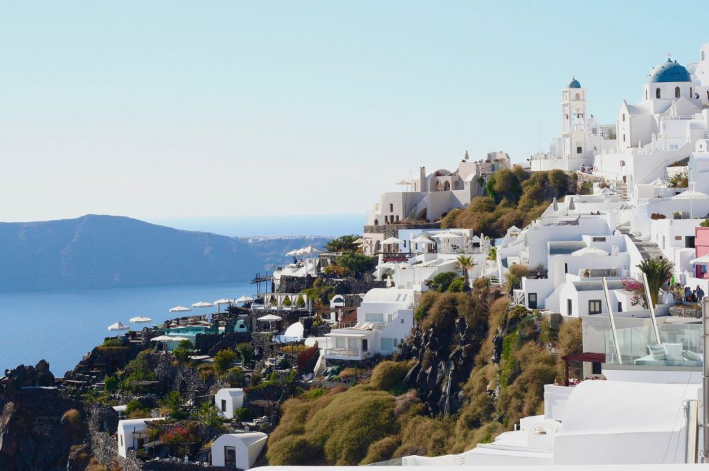 Where to Stay in Santorini - Imerovigli Area