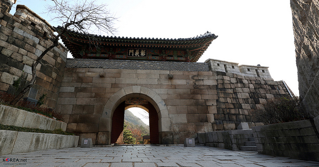 Seoul fortress wall hike
