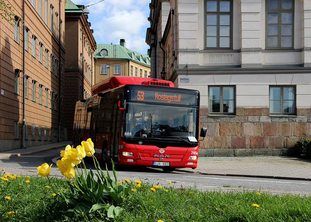 How to Get Around Stockholm
